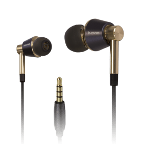 Стерео-наушники 1MORE Triple Driver In-Ear Headphones (E1001)