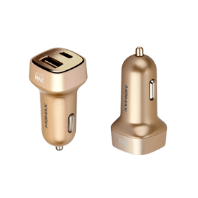АЗУ Momax Elite Type-C Car Charger (UC4T)