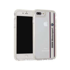 Чехол-накладка BMW Motosport Shockproof для Apple iPhone 7 Plus/8 Plus (BMHCP7LSPV)