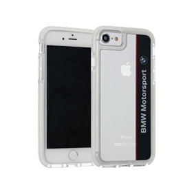 Чехол-накладка BMW Motosport Shockproof для Apple iPhone 7/8 (BMHCP7SPV)
