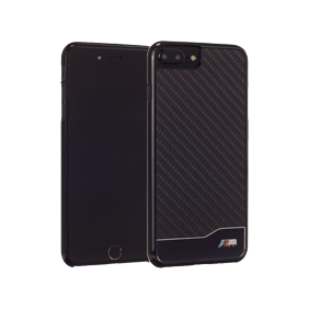 Чехол-накладка M-Collection Aluminium&Carbon для Apple iPhone 7 Plus/8 Plus (BMHCP7LMDC)
