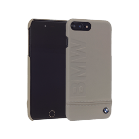 Чехол-накладка BMW Signature Logo Imprint для Apple iPhone 7 Plus/8 Plus (BMHCP7LLLS)