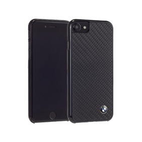Чехол-накладка BMW Signature Real Carbon для Apple iPhone 7/8 (BMHCP7MBC)