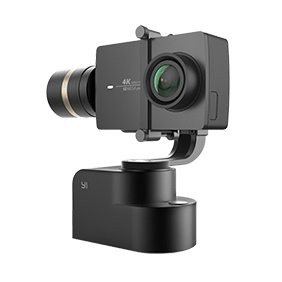 Экшн-камера YI 4K Action Camera + YI Handheld Gimbal