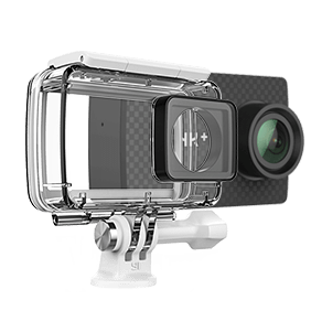 Экшн-камера YI 4K+ Action Camera + Waterproof Case