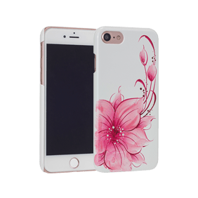 Чехол-накладка iCover HP Flower для Apple iPhone 7 (IP7R-HP-FB)