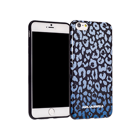 Чехол-накладка Lagerfeld Camouflage для Apple iPhone 6/6S Plus (KLHCP6LCA)