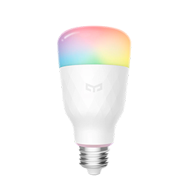 Лампочка Xiaomi Yeelight Smart Led Bulb 1S (Color) (YLDP13YL)