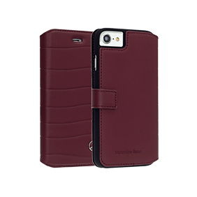 Чехол-книжка Merсedes-Benz Bow I Booktype для Apple iPhone 7/8 (MEFLBKP7GCL)
