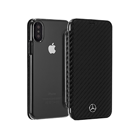 Чехол-книжка Dynamic Booktype для Apple iPhone X (MEFLBKPXCF)