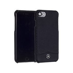 Чехол-накладка Merсedes-Benz Wave II Leather Perforated для Apple iPhone 7 (MEHCP7CSPE)