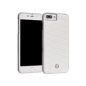 Чехол-накладка Merсedes-Benz Pattern III для Apple iPhone 7 Plus/8 Plus (MEHCP7LWHCL)