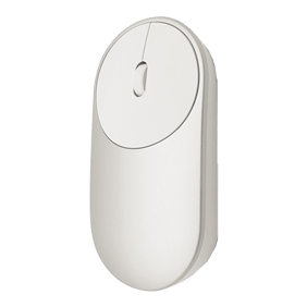 Мышь компьютерная Xiaomi (mi) Mi Portable Mouse Bluetooth