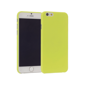 Чехол-накладка Momax Membrane Case 0.3 mm для Apple iPhone 6/6S (CSAPIP6D)