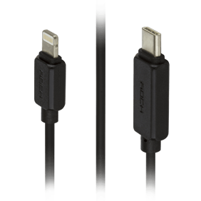 Кабель Type-C/Lightning Rock Cable 100 cm (RCB0414)