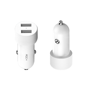 АЗУ Rock Sitor Car Charger 2 USB 2.4A (RCC0114)