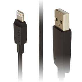 Кабель Lightning/USB Rock M3 MFI Round Cable 200 cm (RCB0473)