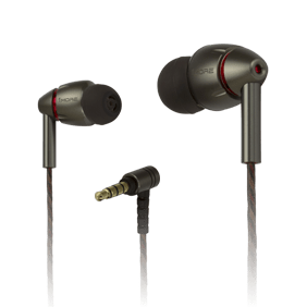 Стерео-наушники 1MORE Quad Driver In-Ear Headphones (E1010)
