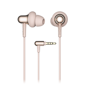 Стерео-наушники 1MORE Stylish Dual-dynamic Driver In-Ear Headphones (E1025)
