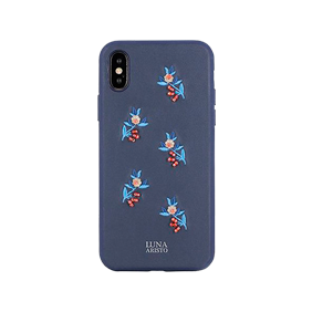 Чехол-накладка Luna Aristo Pear для Apple iPhone X/XS (LA-IPXPER)